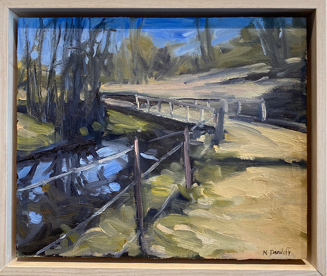 NATASHA DANILOFF - Thompson Road
