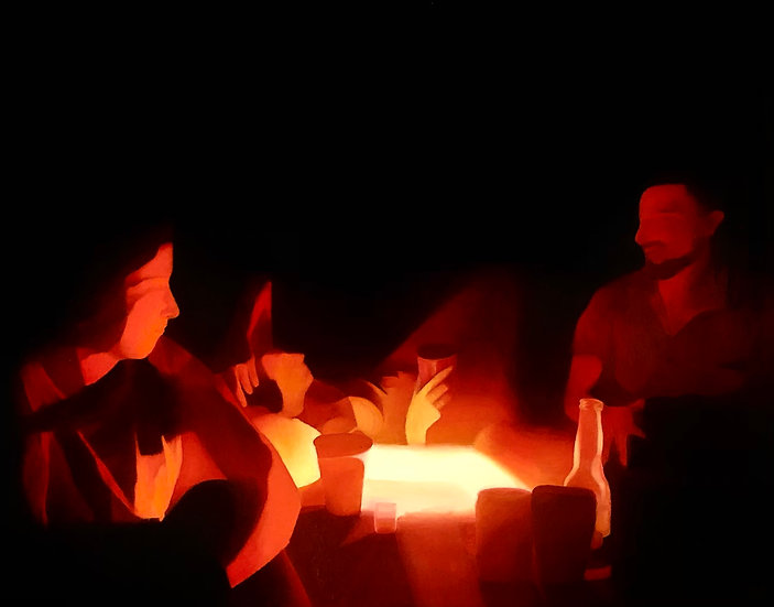 MARTIN GARIBAY - Bonfire with Friends