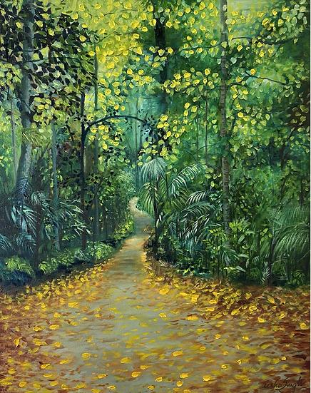 USHA SINGH - The Shades of Autumn