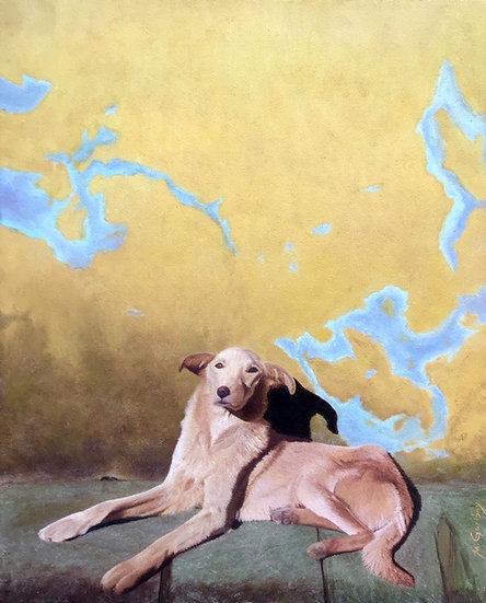 MARTIN GARIBAY - The Stray Dog