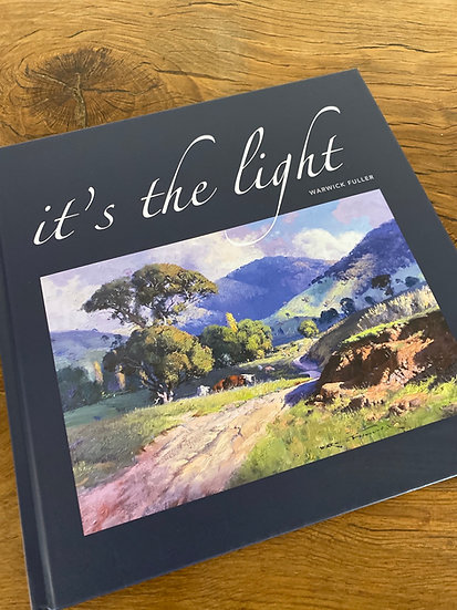 WARWICK FULLER - It's The Light Book