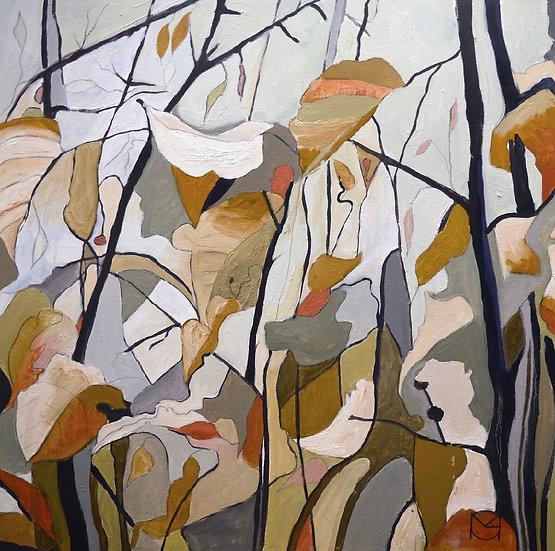 MARIA GRZYBOWSKI - Autumn