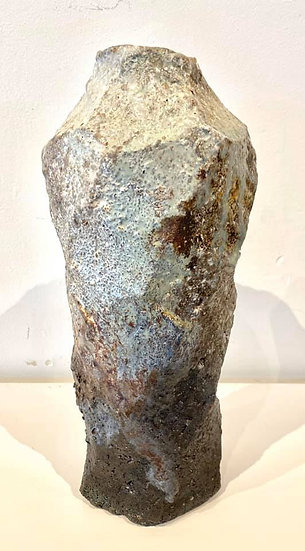 KWIRAK CHOUNG - Faceted Bottle Form