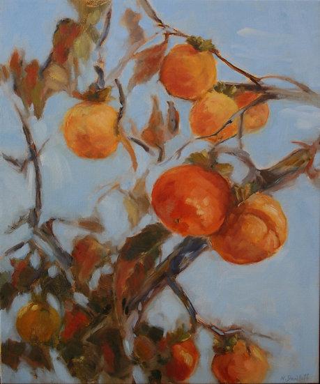 NATASHA DANILOFF - To Autumn