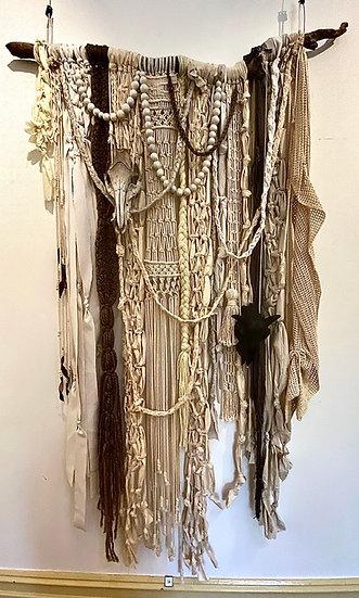 KAYLENE BROOKS - All Washed Up - Wall Hanging