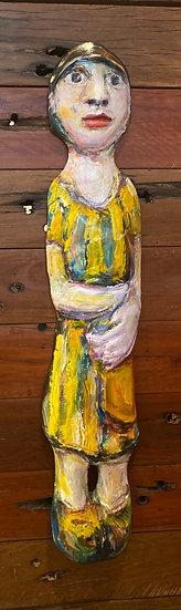 RALPH TIKERPAE - Stripes and Bag