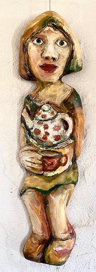 RALPH TIKERPAE - Nice Cup Of Tea