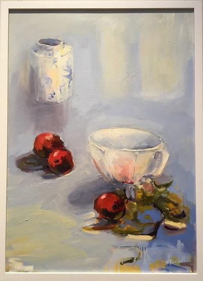 NATASHA DANILOFF - Blue Cup