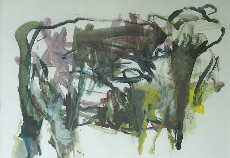 CHRIS STEVENSON - Cow Country