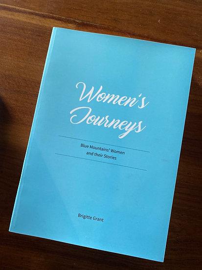 BRIGITTE GRANT - Woman's Journeys - Soft cover