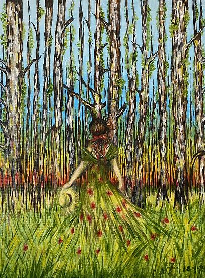 SANDY FULLERTON - After the Burn