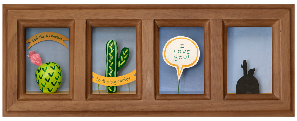 To the Big Cactus
