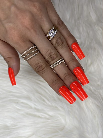Neon - Red