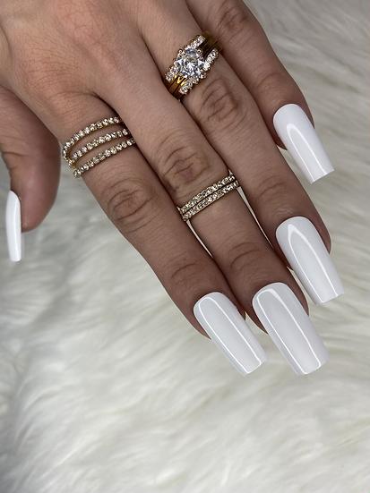 Lavish - White