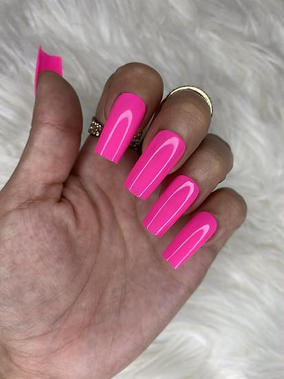 Neon - Hot Pink