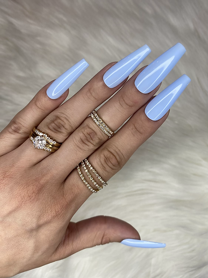Lavish - Blue