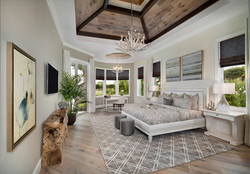Coffered/Tongue & Groove Ceilings