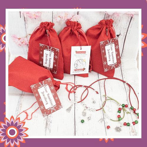 Make Your Own Jewellery Kit -Christmas
