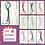 Thumbnail: Best Friends Stretchy Bracelets Pack of 2