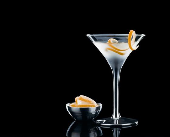 The Vesper Martini - A bartender story...