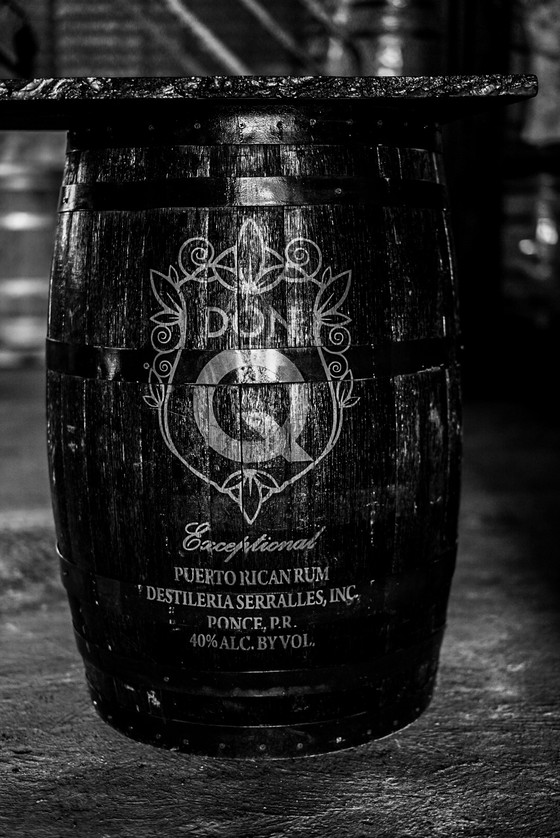 Fun with Rum - The DonQ Rum Distillery