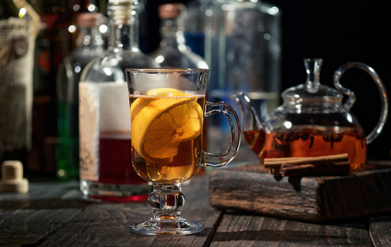 The Hot Toddy