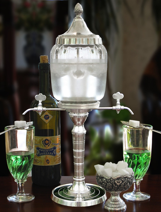 The Green Fairy - Absinthe - History & musings...