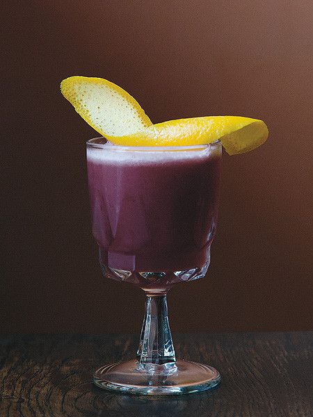 The Pisco Punch - When Red Wine from Italy contained cocaine...