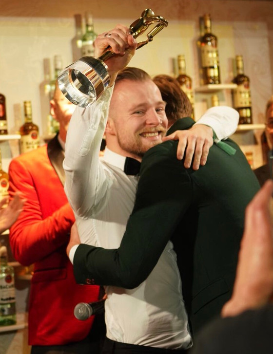 The Champion of Bacardi Legacy 2018 is...