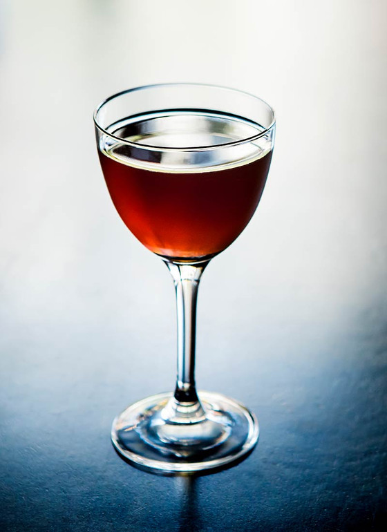 Historical Cocktails - The Manhattan
