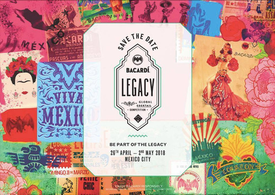 Cocktails For You & Bacardi Legacy 2018