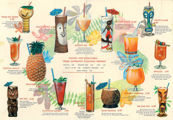 The UK Rum Fest, TIKI MADNESS & London Hotel Bars!