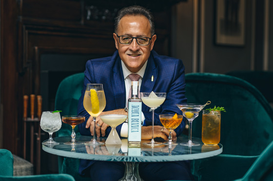 Salvatore Calabrese launches Acqua Bianca