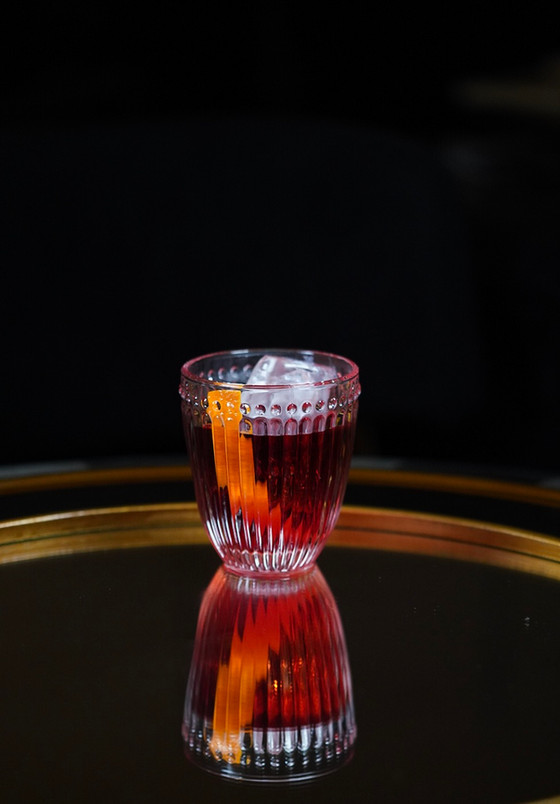 The Confusing History of the Negroni