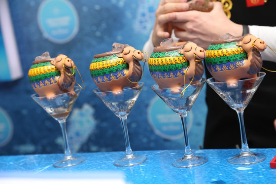 Cocktail Competitions in Uzbekistan? Yea that's right!