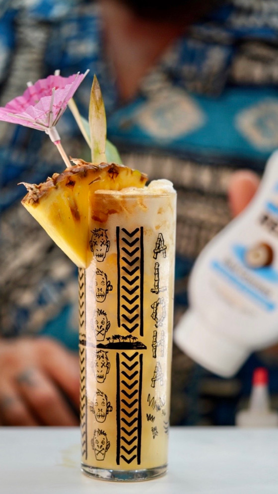 The History of Tiki Cocktails & Culture