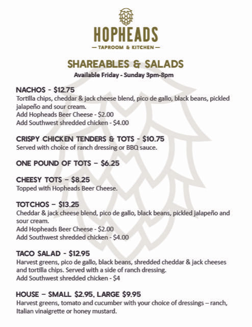 Shareables and Salads.jpg