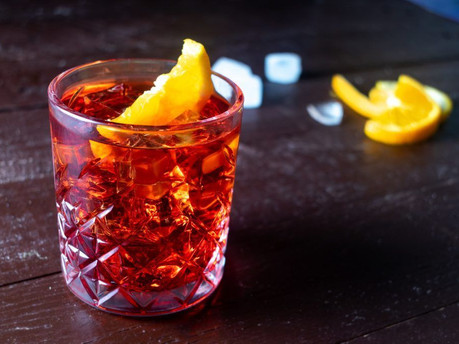 The 100 Years of Negroni