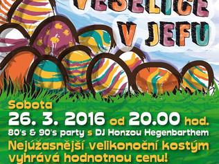 Velikonoční veselice v JEFU