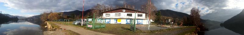 """První """"jarní den"""" v loděnici VK Brná"""