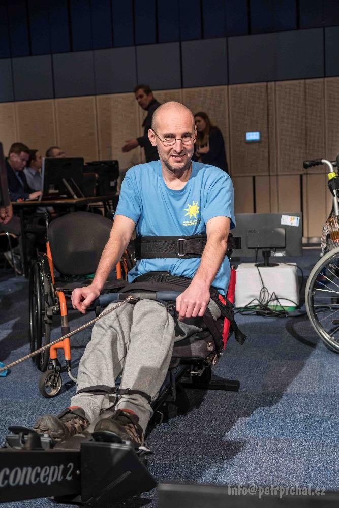 tělesně handicapovaný ( vozíčkář) Jíří K