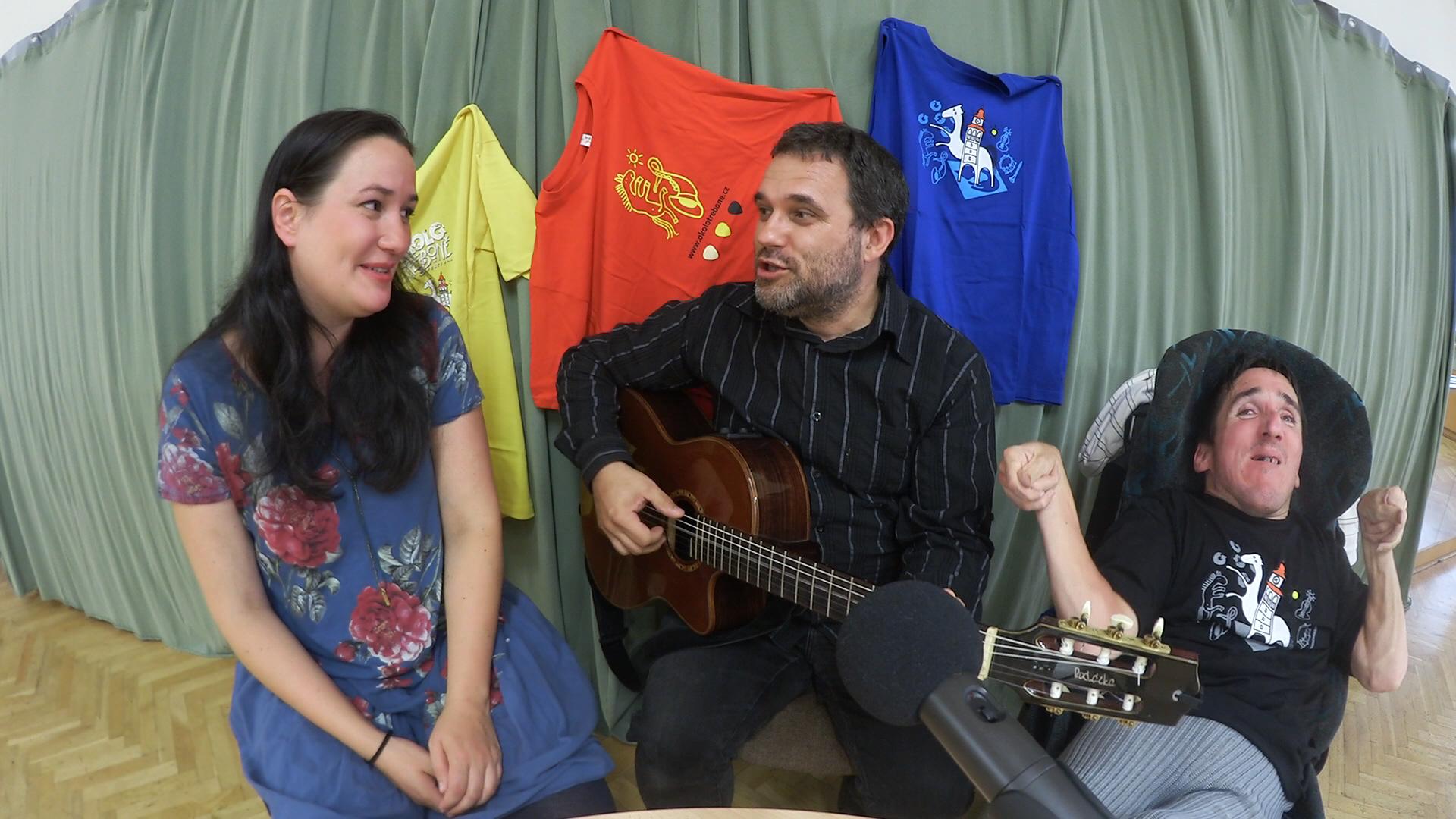 Dušan a Martina Trchová