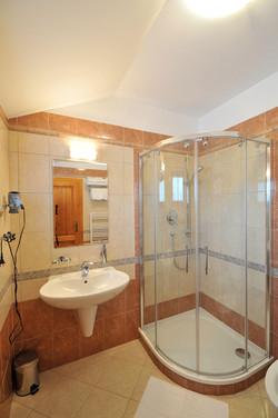 Koupelna apartmán B