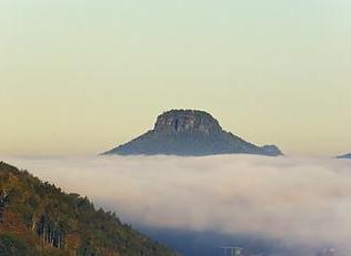 Vzhůru na jednu z nejkrásnějších stolových hor v Sasku. Kam? Na Lilienstein!