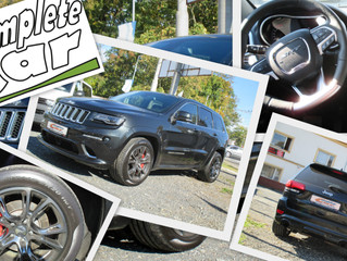 Jeep Grand Cherokee 6.4 SRT SUV