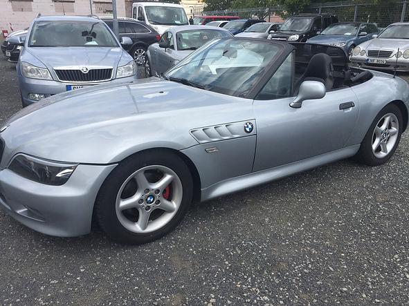 IMG_4717.JPG - BMW Z3- stříbrný.JPG