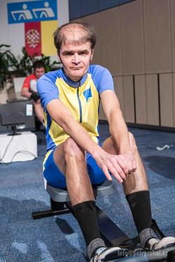 mentálně handicapovaný Stanislav Šuryček