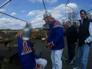 Parrrrádní doubický Velikonoční pochod s C.K. dechovou kapelou