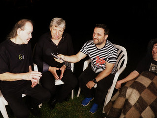 Rozhovor s Hradišťanem a Redlem | Okolo Třeboně 2017 | Foto