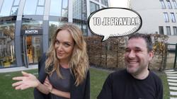 Táňa Kuchařová rozhovor s Dušanem